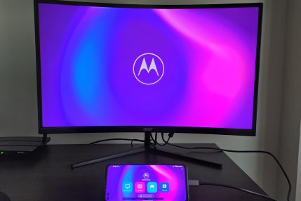 Recenzja Motorola Moto G100 - Ready For - fot. Tabletowo.pl