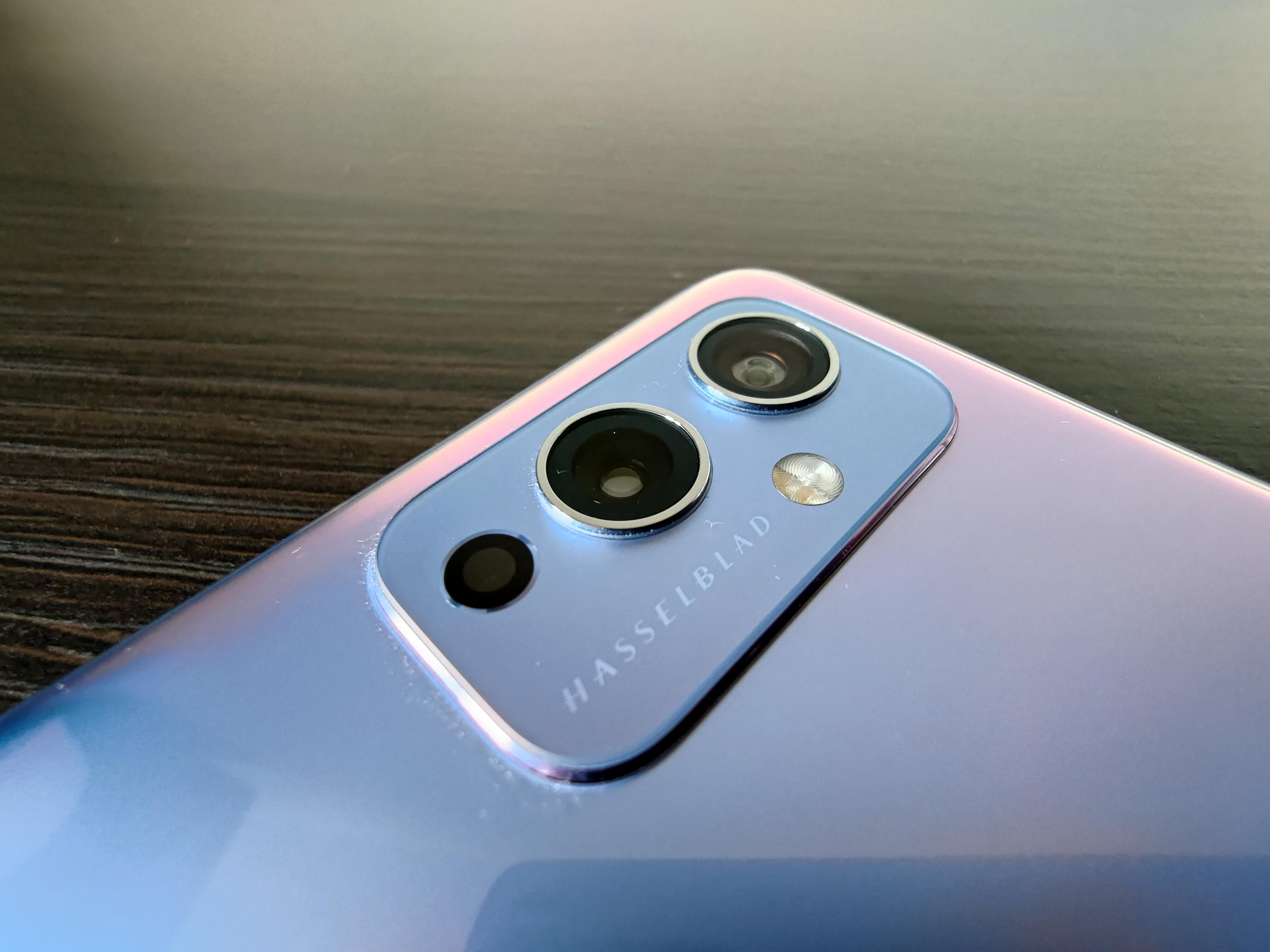 Recenzja OnePlus 9 5G - Wyspa aparatów - fot. Tabletowo.pl