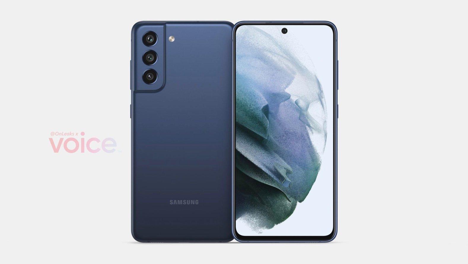Samsung Galaxy S21 FE fot. Voice
