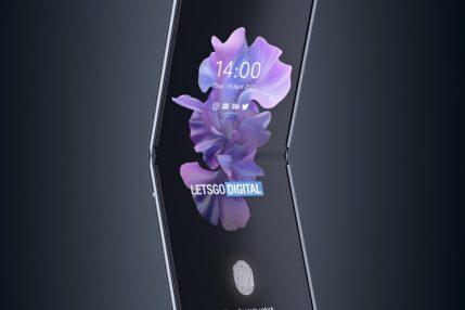 składany smartfon Samsung Galaxy Z Flip 3 foldable smartphone