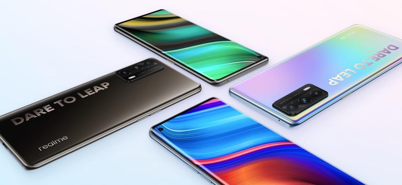 smartfon realme X7 Pro Extreme Edition smartphone