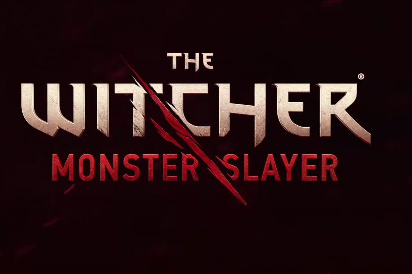 The Witcher Monster Slayer - Logo
