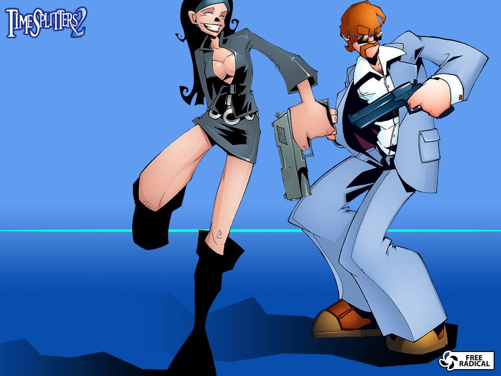TimeSplitters 2 to jedna z najcieplej wspominanych strzelanek ery PlayStation 2