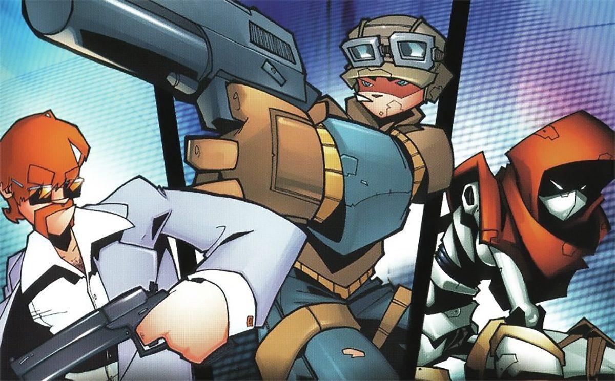 TimeSplitters to jedna z najbardziej uznanych serii strzelanek z szóstej generacji konsol (źródło: Koch Media)