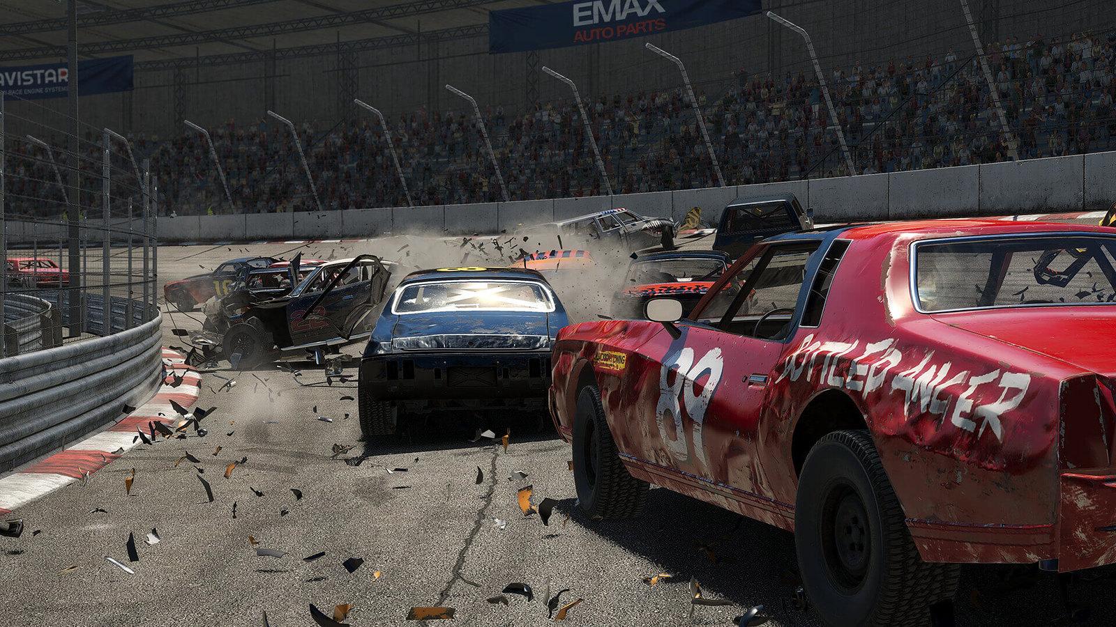 Wreckfest, czyli duchowy spadkobierca Destruction Derby oraz Flat-Out w PlayStation Plus - naszym zdaniem warto.