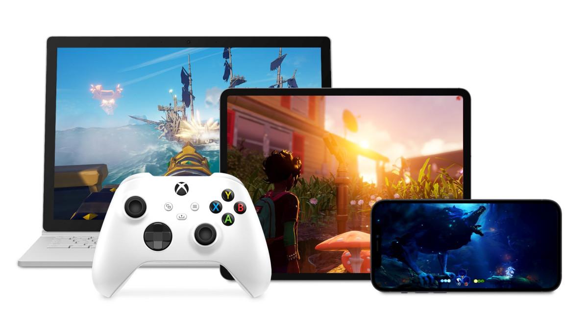 Xbox poszerza gamę urządzeń, na których Cloud Gaming będzie dostępny (źródło: Xbox)