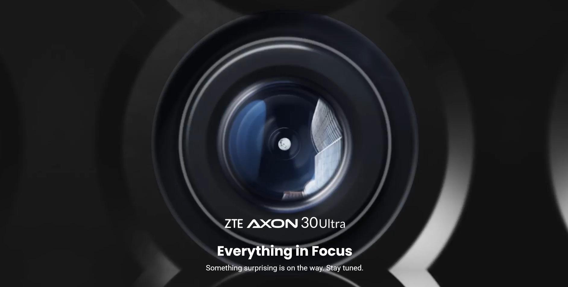 smartfon ZTE Axon 30 Ultra smartphone