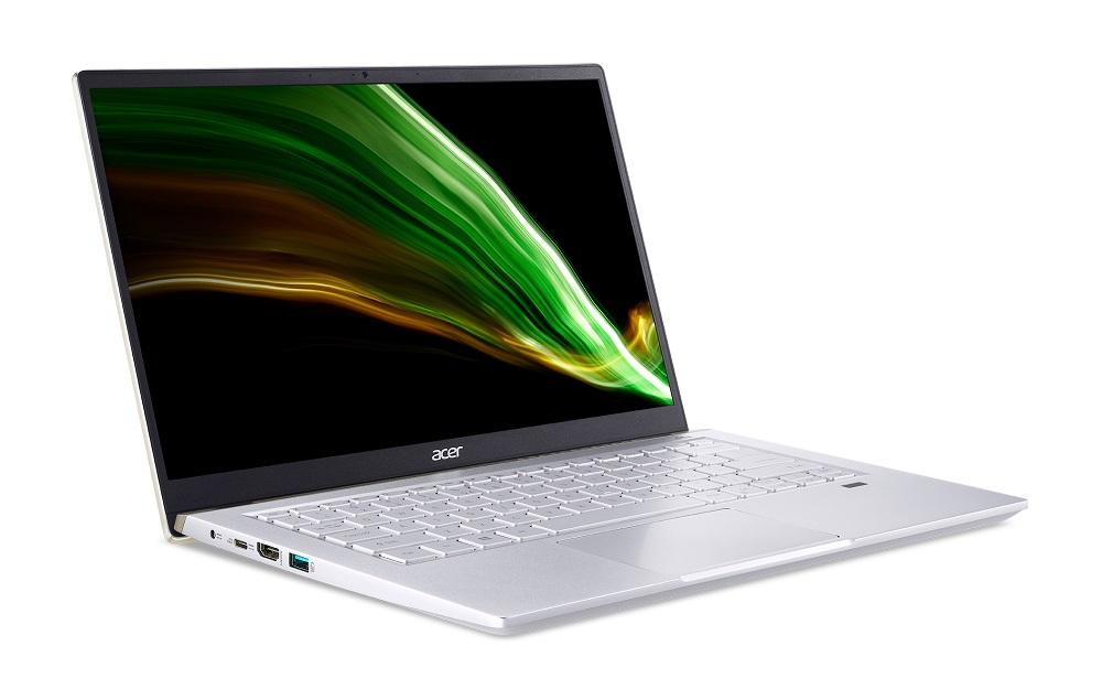 Acer Swift X 2021 laptop