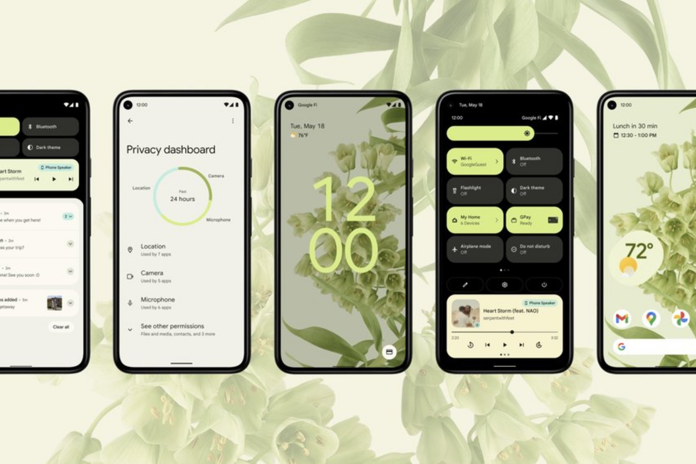 Android 12 przyniesie ze sobą wiele zmian