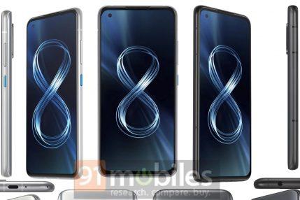 smartfon Asus ZenFone 8 smartphone