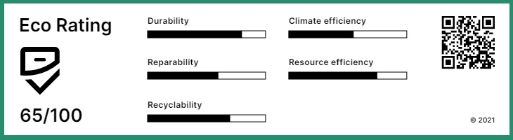 Eco Rating ocena