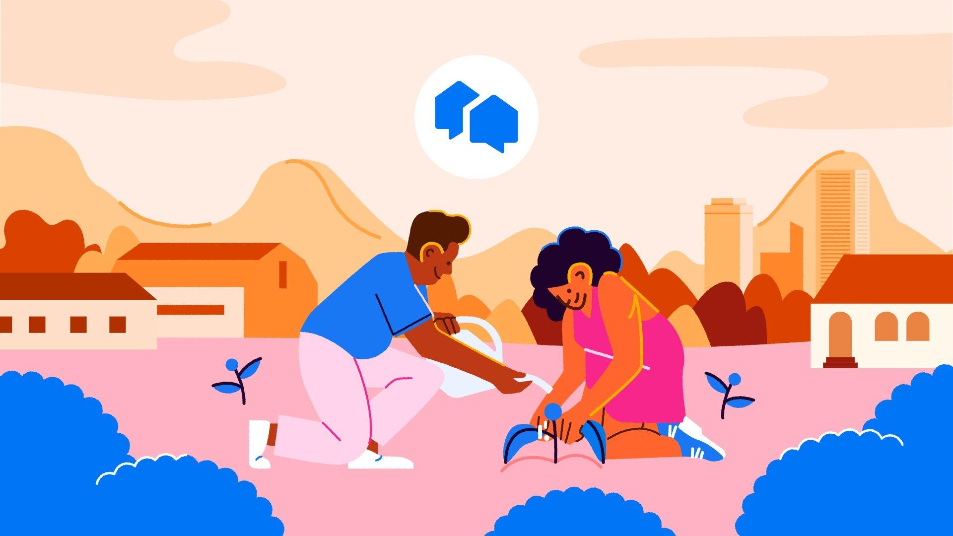 Facebook chce połączyć lokalne społeczności, tworząc dedykowaną przestrzeń dla nich