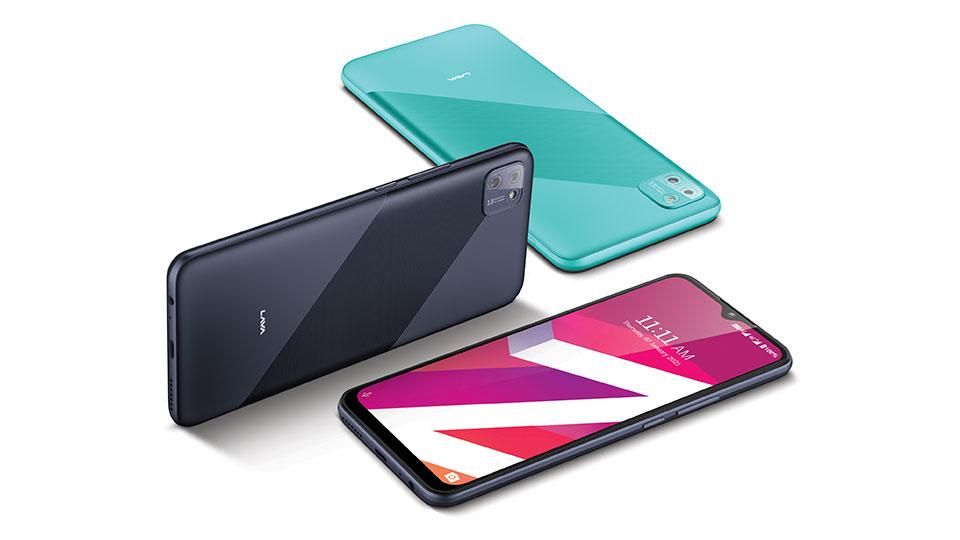 smartfon Lava Z2 Max smartphone