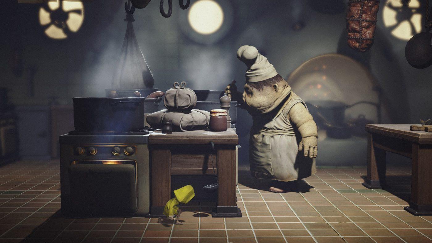 Little Nightmares za darmo na Steam
