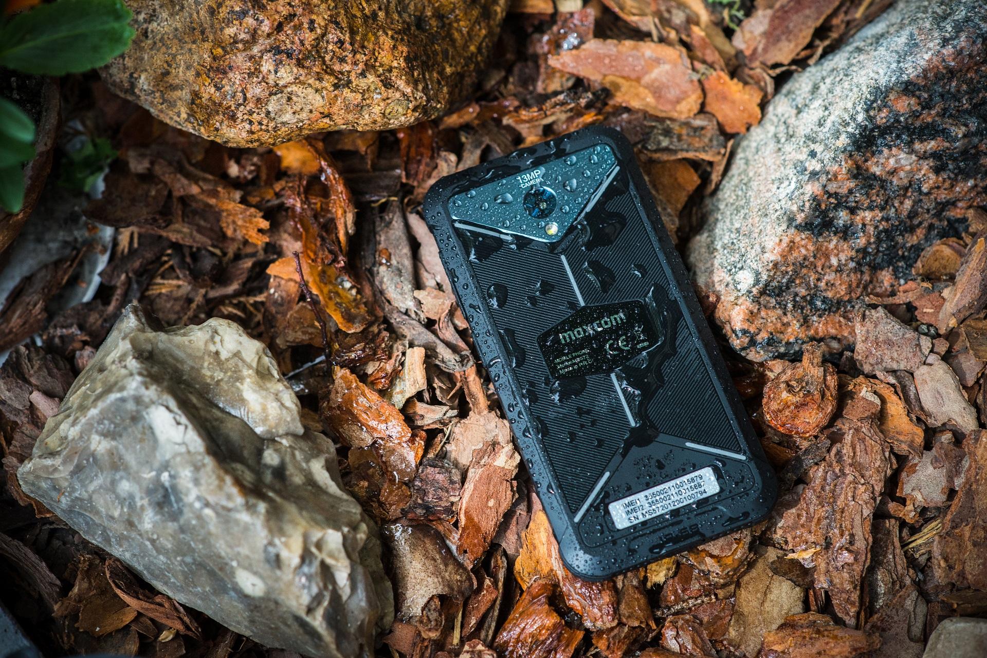 smartfon Maxcom MS572 smartphone