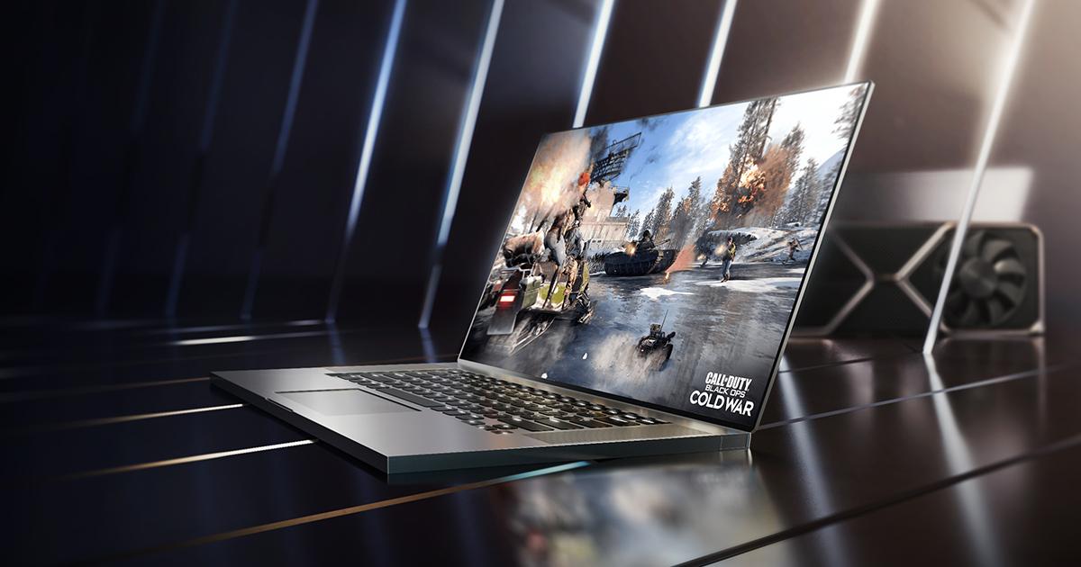 Wydajne laptopy dla graczy będą tańsze! Nadchodzą NVIDIA RTX 3050 i RTX 3050 Ti