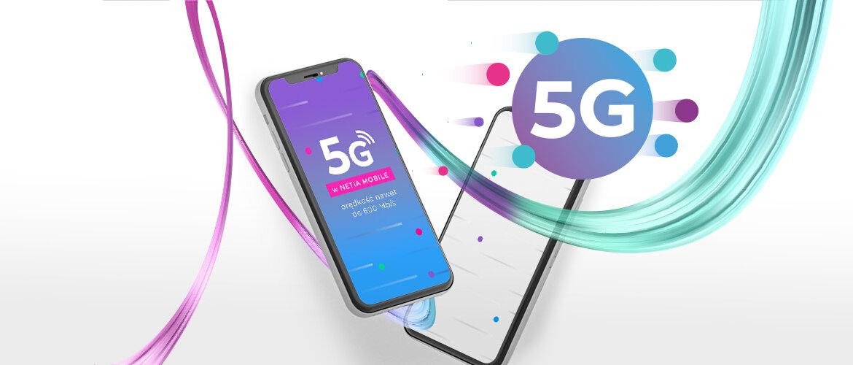 Netia 5G logo