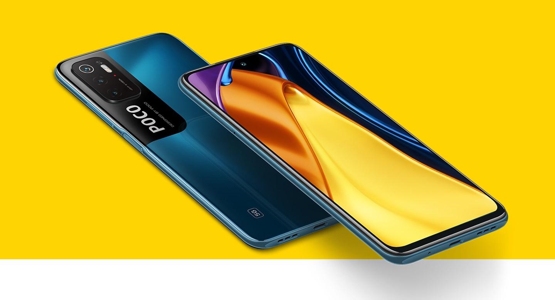 smartfon Xiaomi POCO M3 Pro 5G smartphone