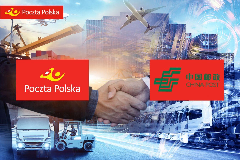 Poczta Polska Poczta Chińska współpraca