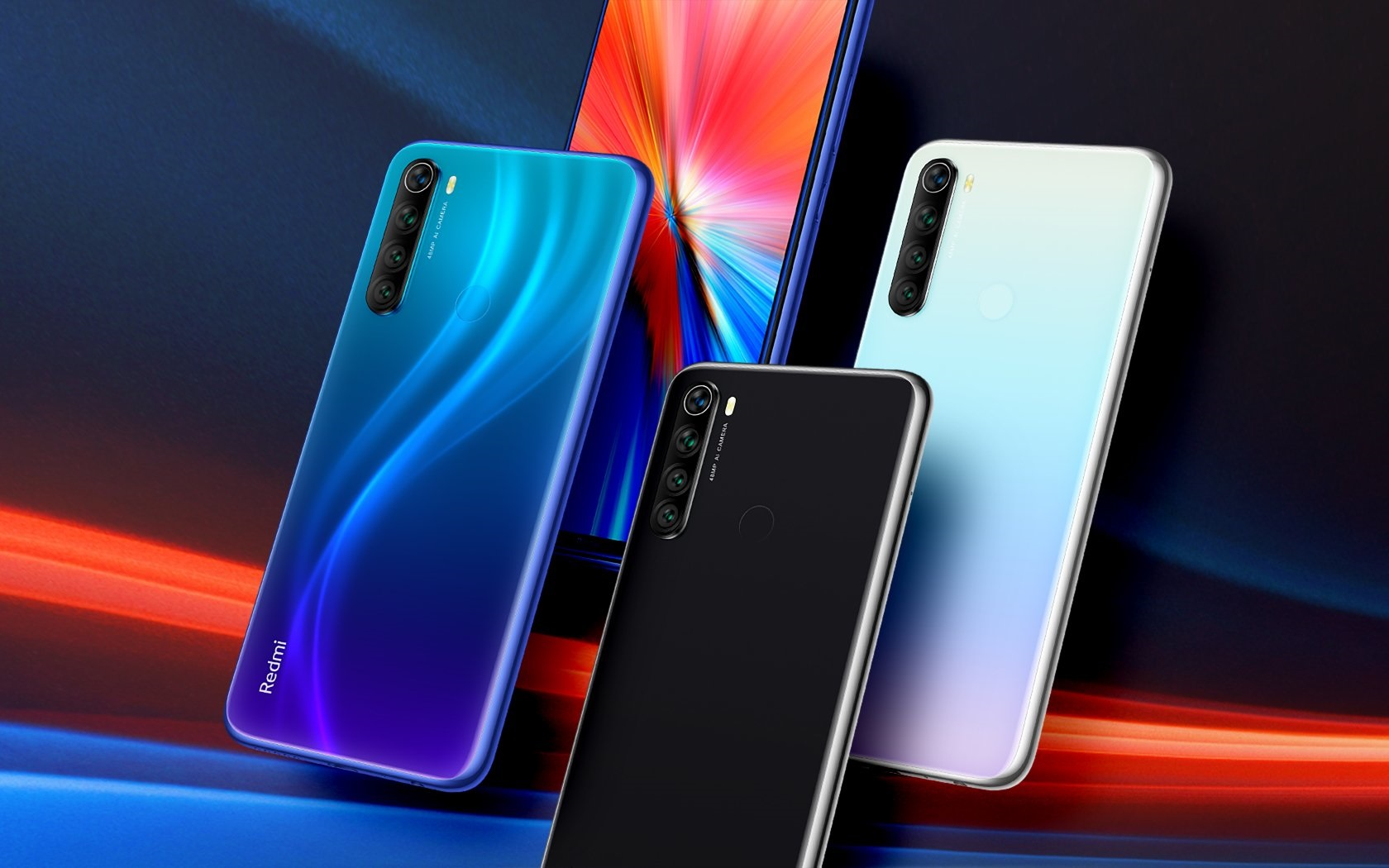 smartfon Redmi Note 8 2021 smartphone