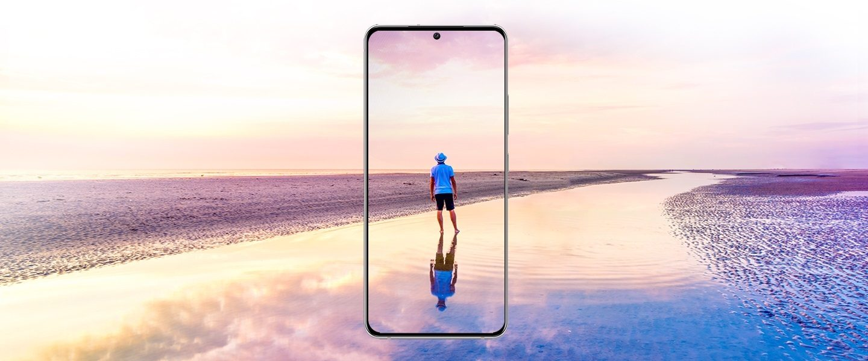 smartfon Samsung Galaxy Quantum 2 Galaxy A82 5G smartphone