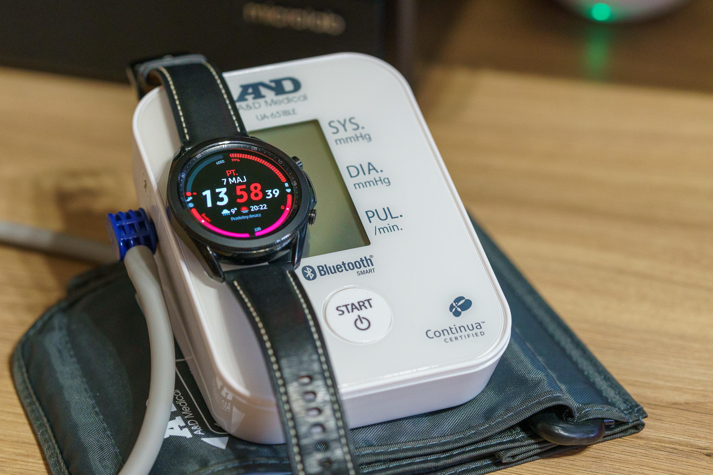 Funkcje zdrowotne w Samsungu Galaxy Watch 3 – recenzja rekonwalescenta
