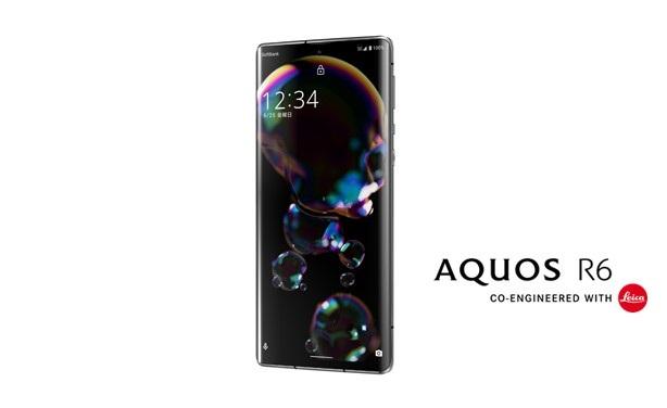 smartfon Sharp Aquos R6 smartphone