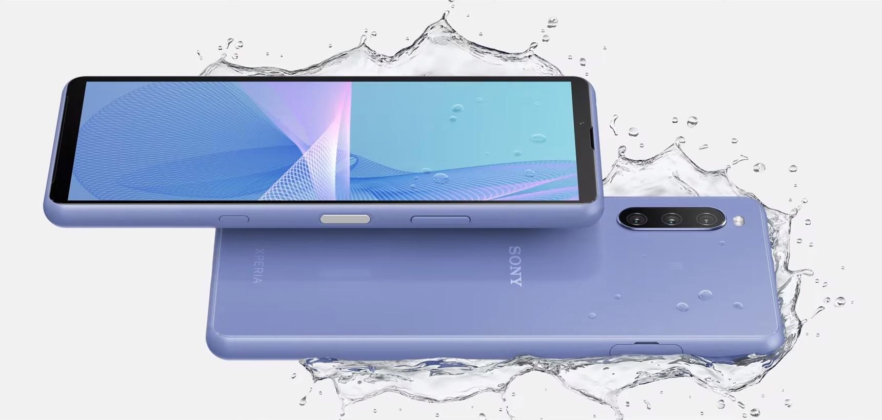smartfon Sony Xperia 10 III 5G smartphone