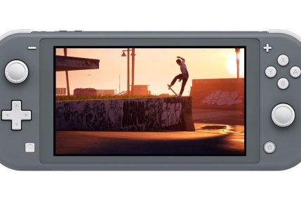 Tony Hawk's Pro Skater 1 + 2 na Nintendo Switch