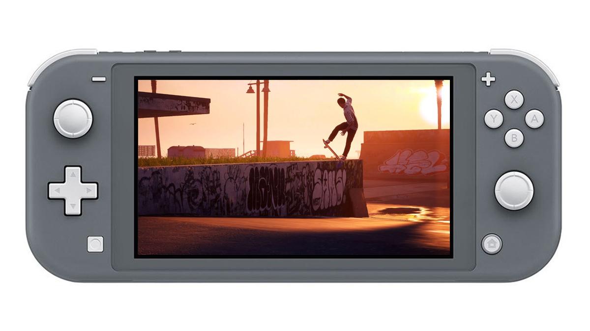 Znamy datę premiery Tony Hawk's Pro Skater 1 + 2 na Nintendo Switch