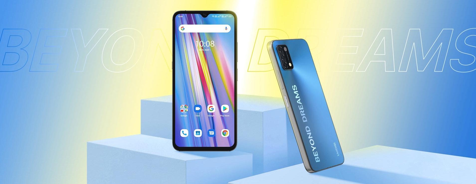 smartfon UMIDIGI A11 smartphone