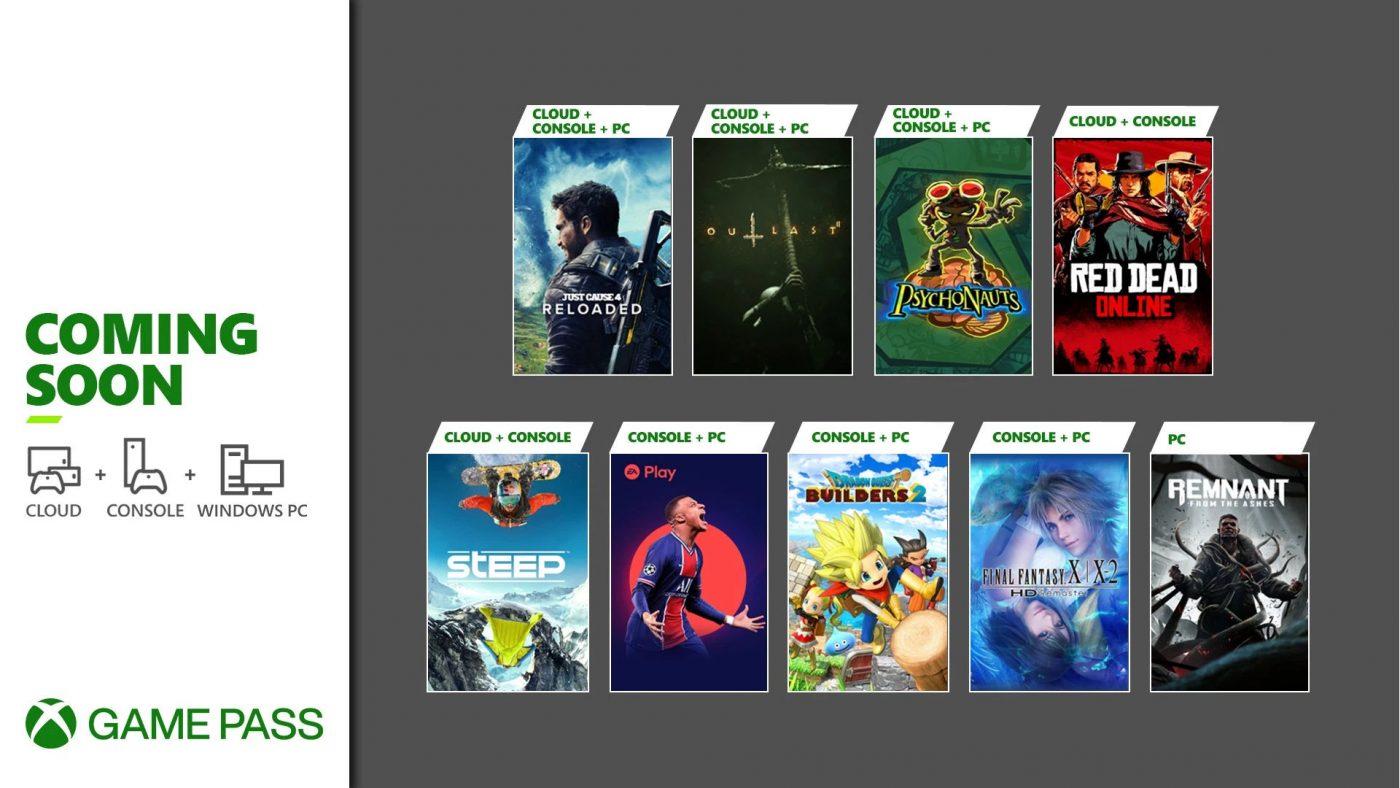 Xbox Game Pass pierwsza połowa maja 2021 Tabletowo