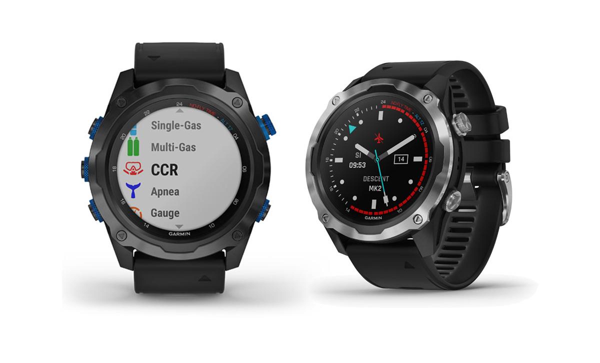Nadchodzi Garmin Descent MK2s – tańszy smartwatch dla miłośników nurkowania