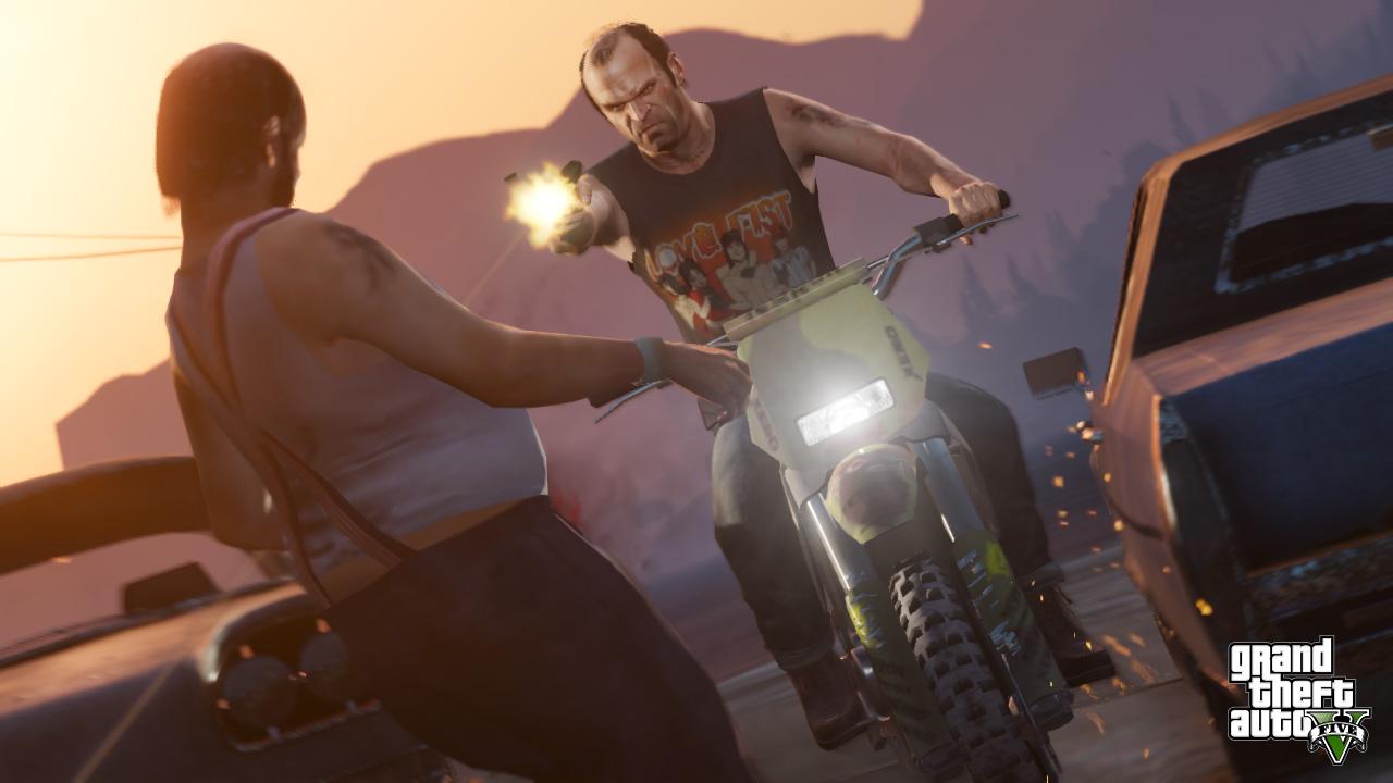 GTA V to wspaniała przygoda, ale ile można! (źródło: Rockstar Games)