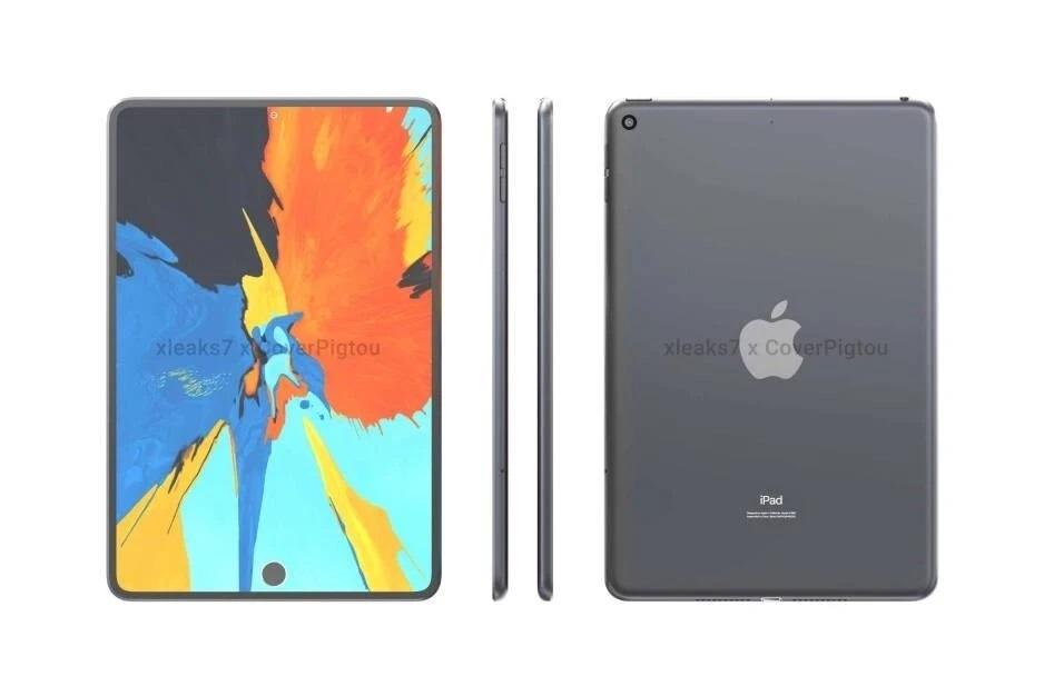 iPad mini 6 przeciek leak