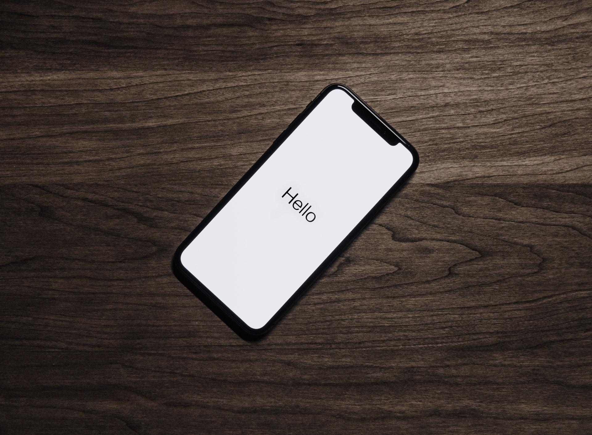 smartfon Apple iPhone smartphone