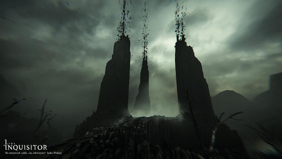Te dwie wieże, to jakby jakoś znajomo wyglądały.. (źródło: The Dust)