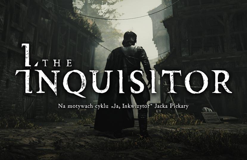 Grafika tytułowa gry I, The Inquisitor