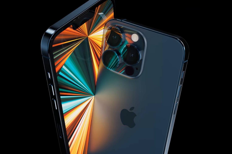 Apple iPhone 13 - grafika koncepcyjna