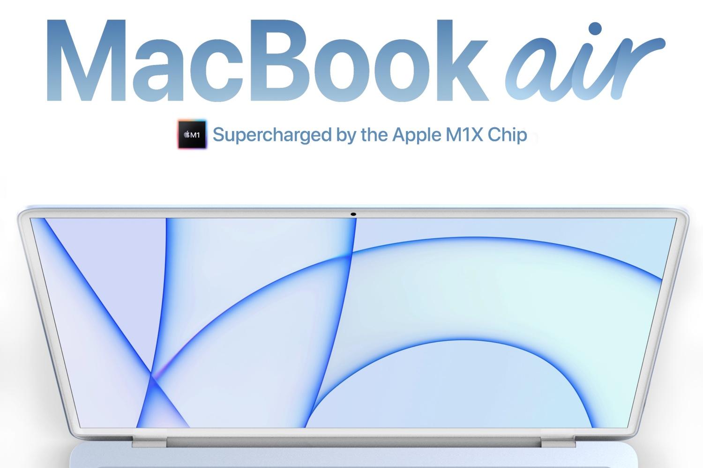 Jeszcze więcej kolorowych komputerów Apple. Interesujące informacje o nowym MacBooku Air