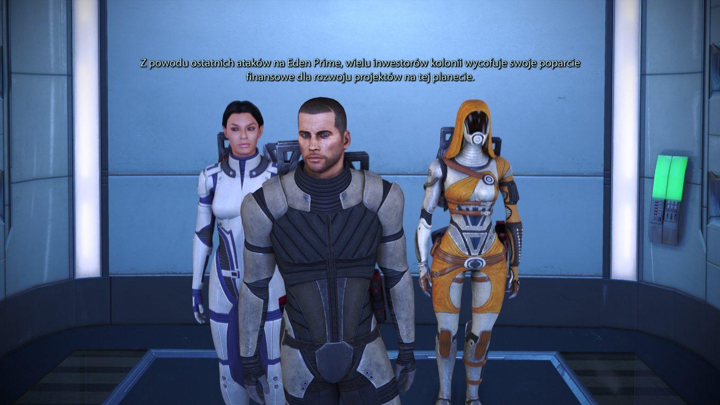 Mass Effect Edycja Legendarna - ME1 - Screenshot - fot. Tabletowo.pl