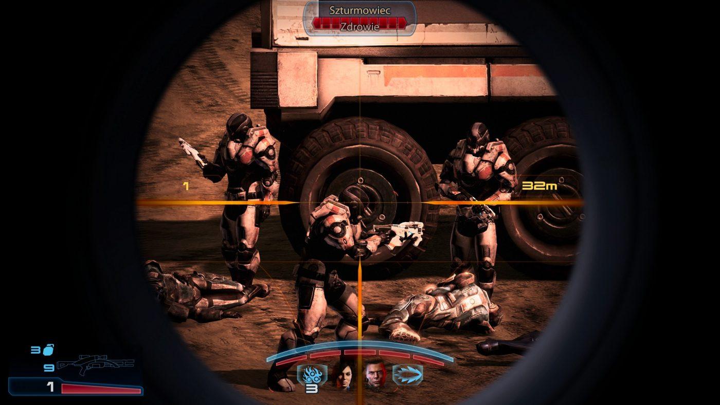 Mass Effect Edycja Legendarna - ME3 - Screenshot - fot. Tabletowo.pl