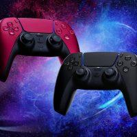 Nowe kolory Dual Sense (źródło: PlayStation Blog)