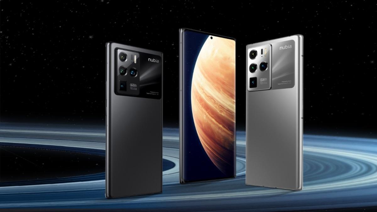 smartfon nubia z30 pro smartphone