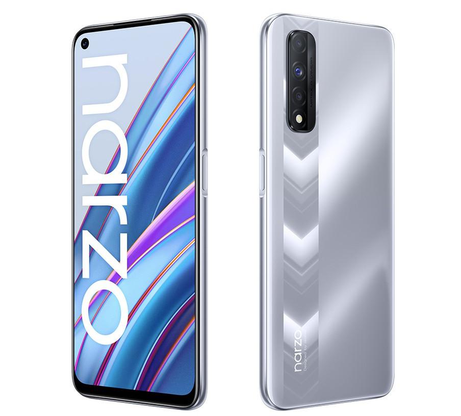 smartfoj realme narzo 30 smartphone