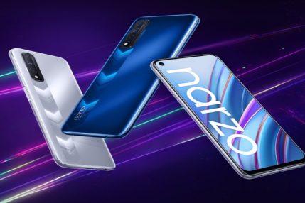 smartfon realme narzo 30 smartphone