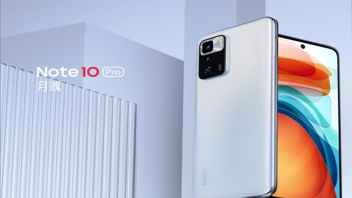 smartfon redmi note 10 pro 5g smartphone