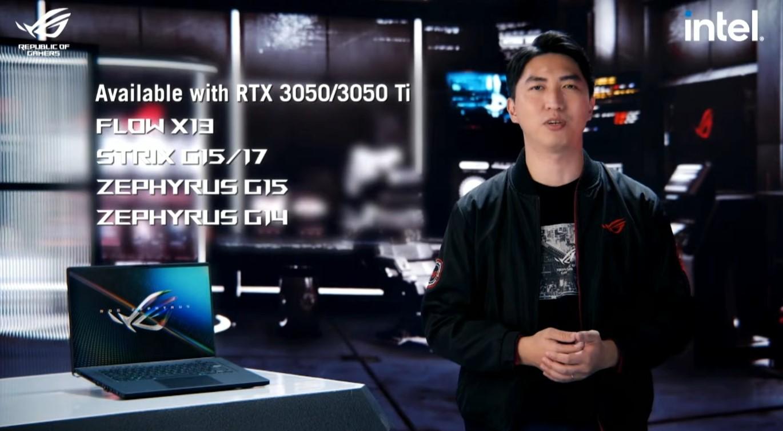 ASUS ROG RTX 3050