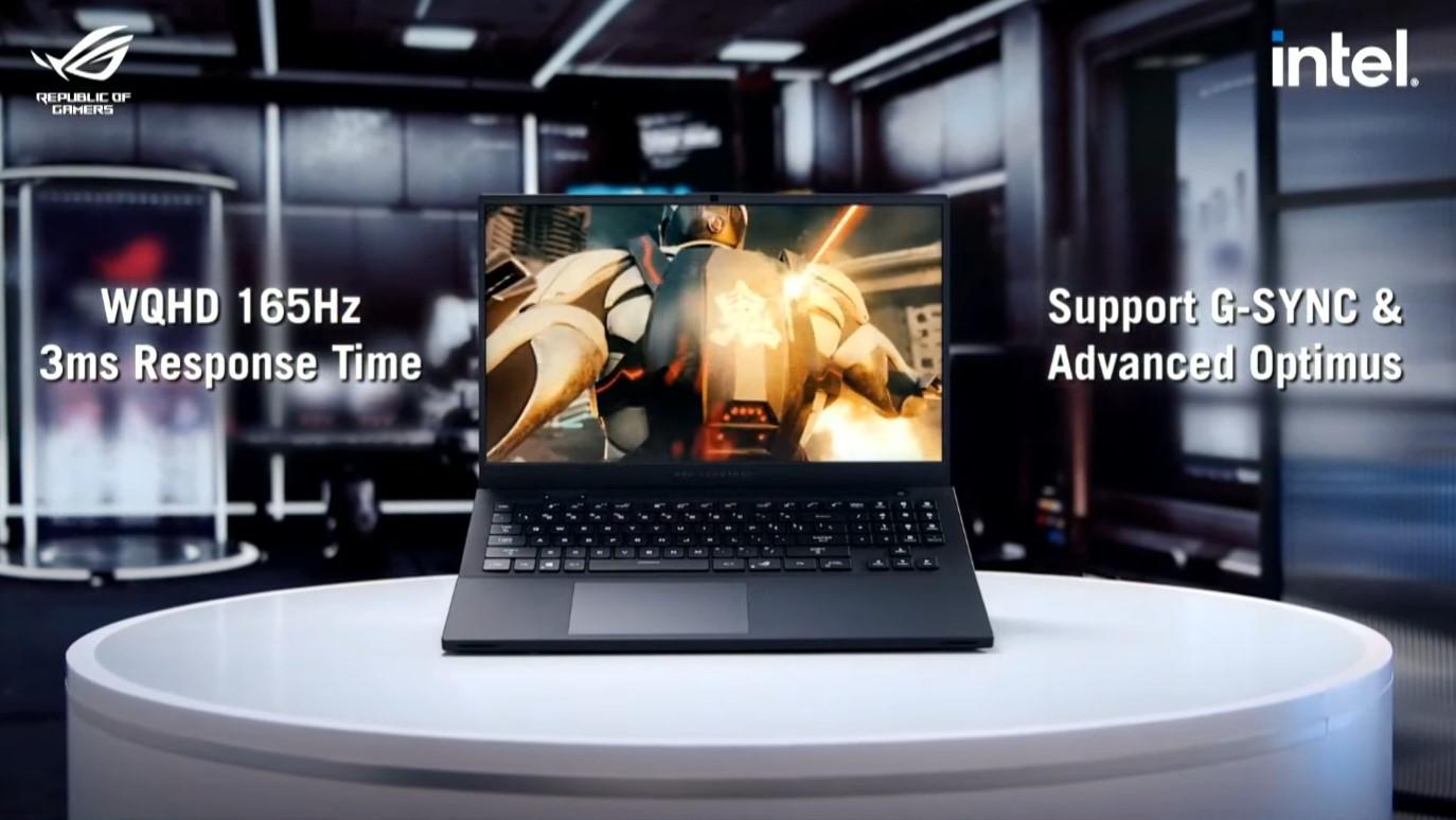 ASUS ROG: nowe laptopy, karty graficzne i… tekstylia