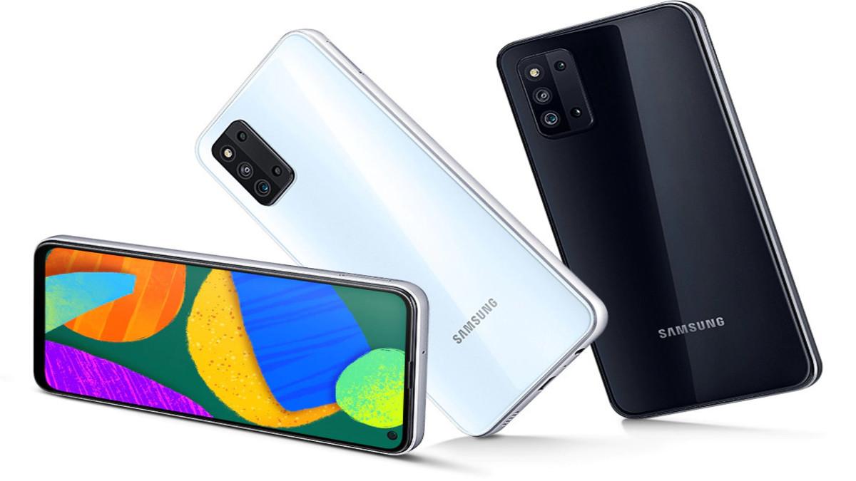 smartfon samsung galaxy f52 5g